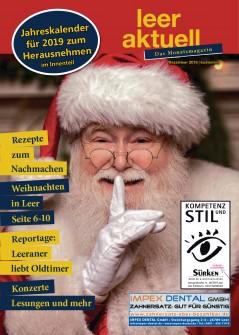 leer aktuell Ausgabe Dezember 2018