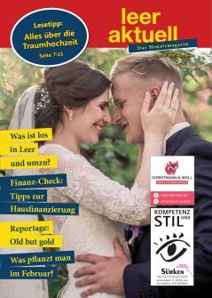 leer aktuell Ausgabe Februar 2019