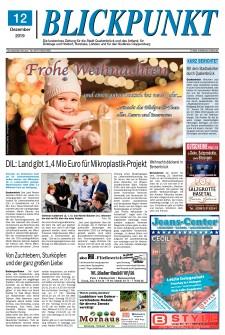 Blickpunkt Quakenbrueck Nr12 2019