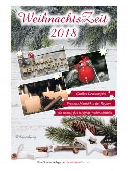 WeihnachtsZeit Ausgabe Stadt Oldenburg