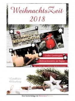WeihnachtsZeit Ausgabe Landkreis Oldenburg